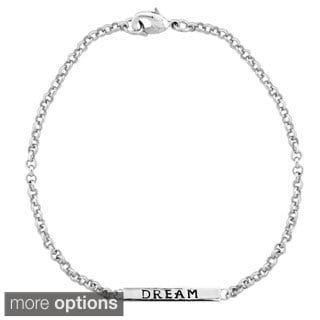Mondevio 'Dream' Bar Rolo Bracelet