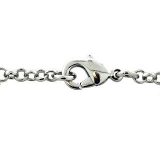 Mondevio 'Love' Bar Rolo Bracelet (3 options available)