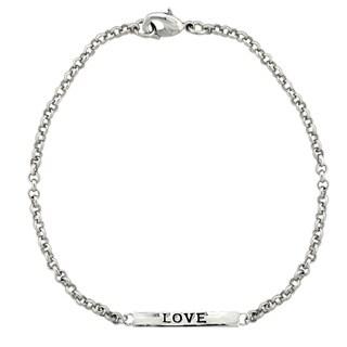 Mondevio 'Love' Bar Rolo Bracelet|https://ak1.ostkcdn.com/images/products/9965196/P17117390.jpg?_ostk_perf_=percv&impolicy=medium