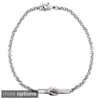 ICZ Stonez Buckle Bar Chain Bracelet|https://ak1.ostkcdn.com/images/products/9965197/P17117391.jpg?impolicy=medium