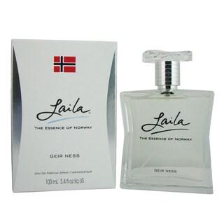 Geir Ness Laila Women's 3.4-ounce Eau de Parfum Spray (New Packaging)
