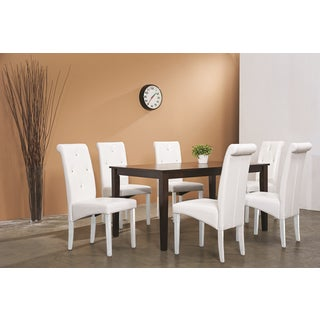 Warehouse of Tiffany Jewel 7-piece Dining Set