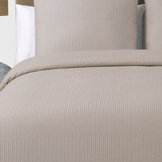 Echelon Home Echelon Sonoma Quilted Cotton Coverlet
