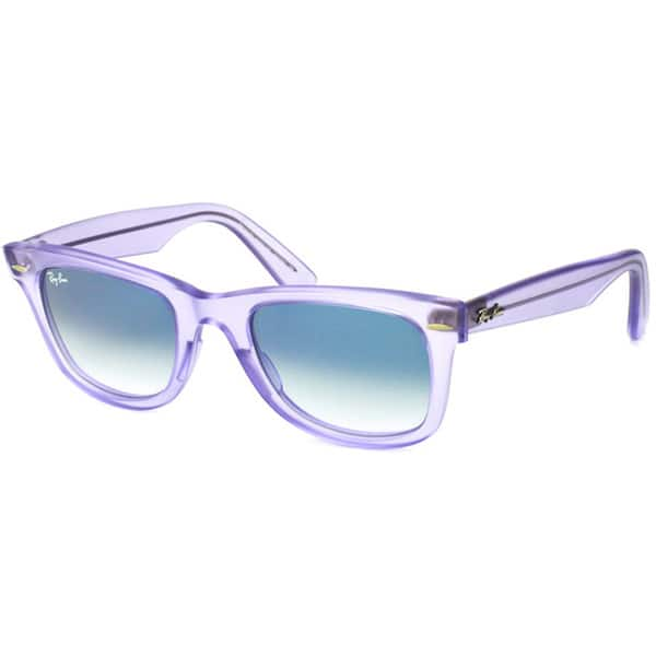 d5e7ea3668 Shop Ray Ban Unisex RB2140 Original Wayfarer Ice Pop Sunglasses ...