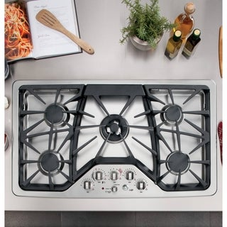 GE Cafe Series 36-inch Built-In Gas Cooktop