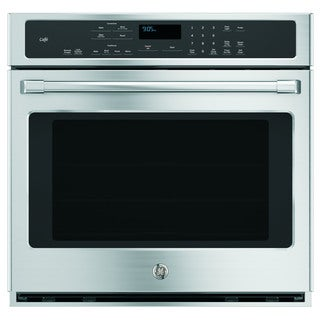 GE Cafe Series 30-inch Built-In Single Convection Wall Oven