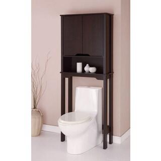 Ambassador Espresso Spacesaver Bathroom Cabinet