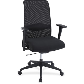 Lorell Weight-activated Mesh Back Suspension Chair