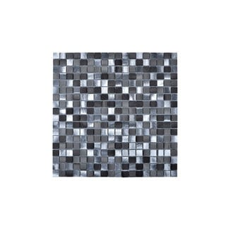 Aluminum Multi-Grey Wall Tile