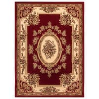 Well Woven Formal Area Rug - 5'3 x 7'3