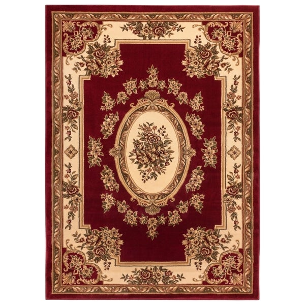 Well-woven Formal Area Rug (5'3 x 7'3)