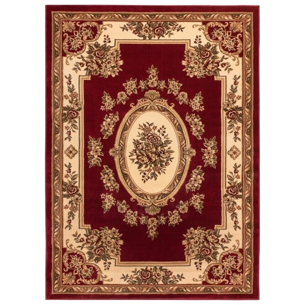 Well-woven Formal Area Rug - 5'3 x 7'3