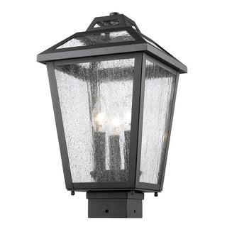 Z-Lite Bayland 3-Light Outdoor Post Mount Light