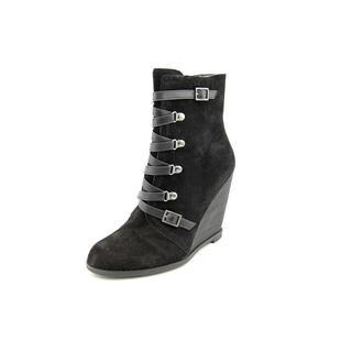 Women's BCBGeneration Kadeer Black Nubuck/Synthetic