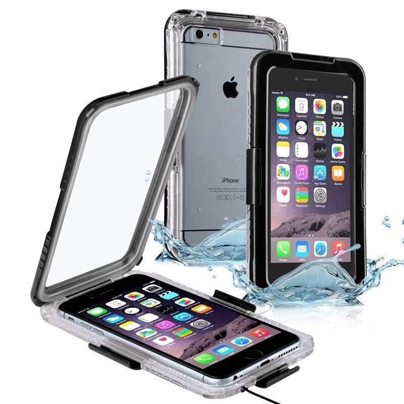 Insten Plain Hard Snap-on Waterproof Phone Case Cover Lan...