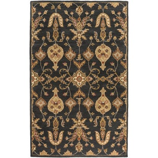Hand-Tufted Thame Floral Wool Rug (2' x 3')