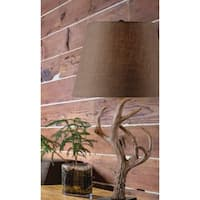 Design Craft Big Buck 29-inch Table Lamp