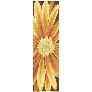 Rug Squared Laurel Multicolor Rug (2'3 x 8')