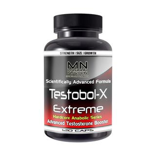 Testobol X Extreme, Testosterone Booster, Estrogen Blocker (120ct)