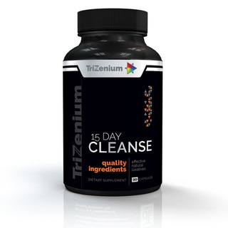TriZenium 15 Day Cleanse (30 capsules)