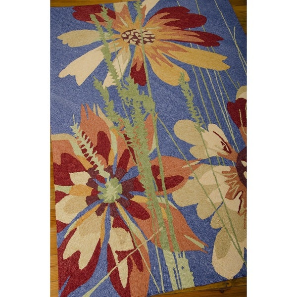 Rug Squared Melbourne Fl Indoor Outdoor Area 5 X 7 6 Free Shipping Today Com 17123189