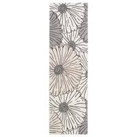 Rug Squared Laurel Ivory/Multicolor Rug