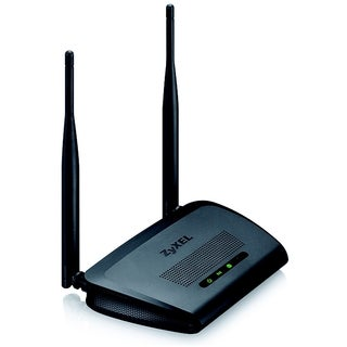 ZyXEL NBG-418N v2 IEEE 802.11n Ethernet Wireless Router