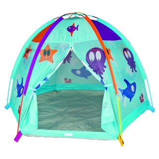 Pacific Play Tents Ocean Adventures Dome Tent-6 Ft x 5 Ft x 49 In