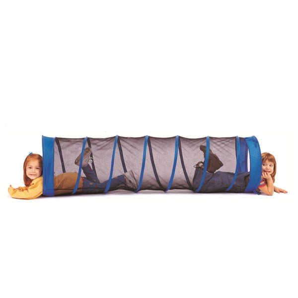 Pacific Play Tents The Fun Tube Tunnel 6 Foot - Blue - No Lip