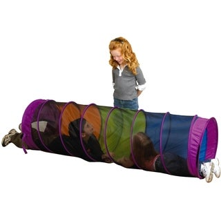Pacific Play Tents Peek-a Boo I See You 6 ft. Tunnel