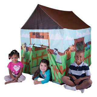 Pacific Play Tents Horse Play House Tent 50 Inch x 40 Inch x 50 Inch