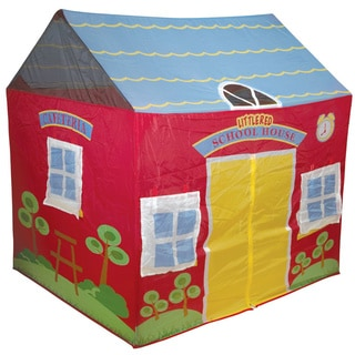 Pacific Play Tents Little Red School House