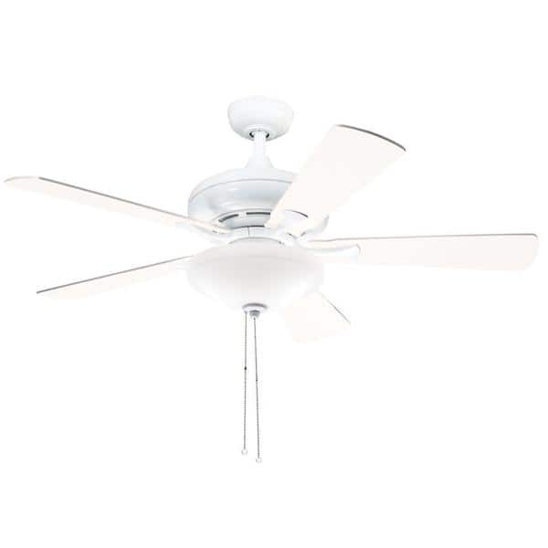 32 Inch White Ceiling Fan With Light Taraba Home Review