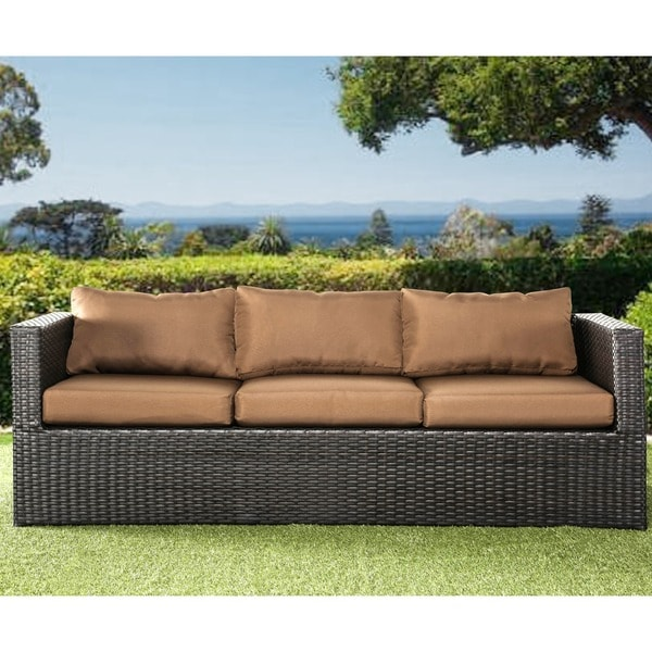 Furniture Of America Stella 5 Piece Outdoor Sofa Set   Free Shipping Today    Overstock.com   17125024