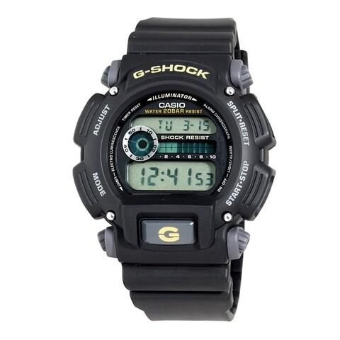 Casio Men's Multi-Functional G-Shock Digital Sport Watch, Black