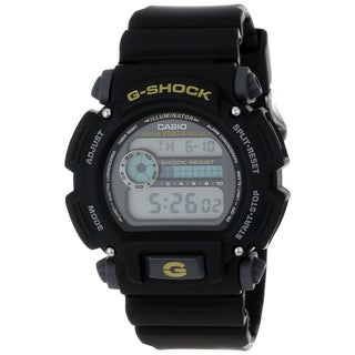 Casio Men's DW9052-1BCG Multi-Functional G-Shock Digital Sport Watch, Black