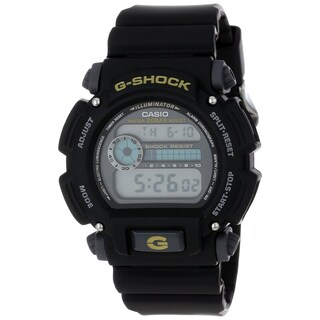 Casio Men's Multi-Functional G-Shock Digital Sport Watch, Black