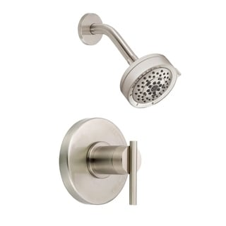 Danze Parma D510558BNT Brushed Nickel Shower Faucet