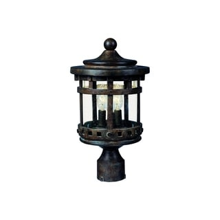 Maxim Santa Barbara DC 3-light Outdoor Pole/ Post Mount