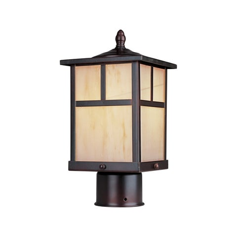 Maxim Coldwater 1-light Outdoor Pole/ Post Mount