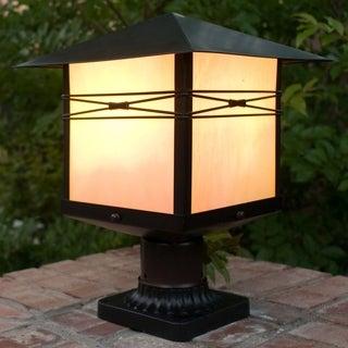 Maxim Taliesin 1-light Outdoor Pole/ Post Mount