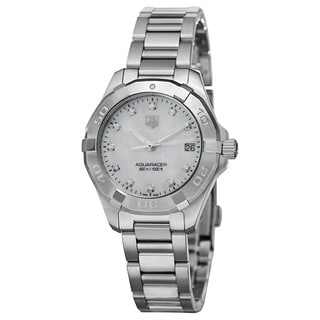 Tag Heuer Women's WAY1313.BA0915 'Aquaracer' Stainless Steel Watch