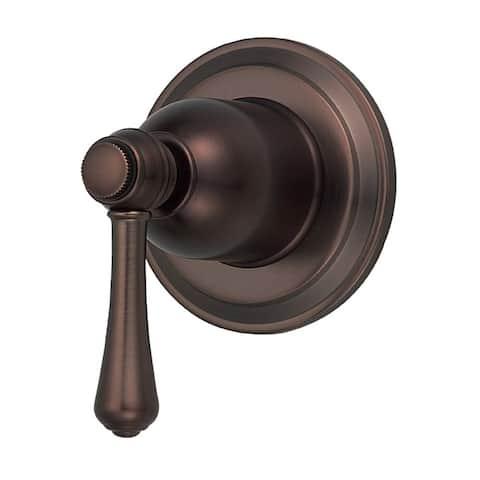 Gerber Opulence D560957BRT Tumbled Bronze Shower Trim