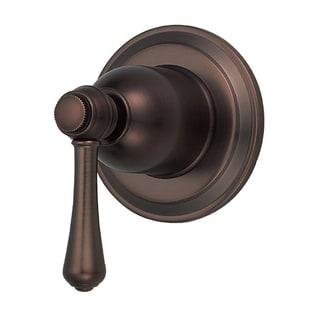 Danze Opulence D560957BRT Tumbled Bronze Shower Trim