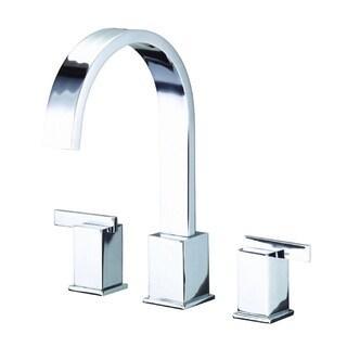 Danze Sirius Three Piece Roman Tub Faucet Trim Kit Chrome - N/A