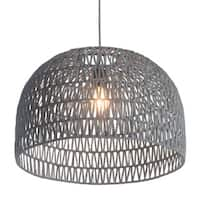Paradise Grey Ceiling Lamp