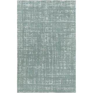 Hand-Tufted Alyson Abstract Rug (2' x 3')