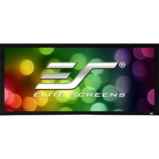 Elite Screens SableFrame ER100WH2 Fixed Frame Projection Screen - 100