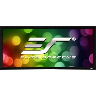 Elite Screens SableFrame ER110WH2 Fixed Frame Projection Screen - 110