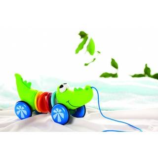 Wonderworld Toys Pull-along Croco Kid